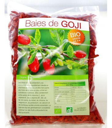 Baies de Goji Bio 2 x 500 g