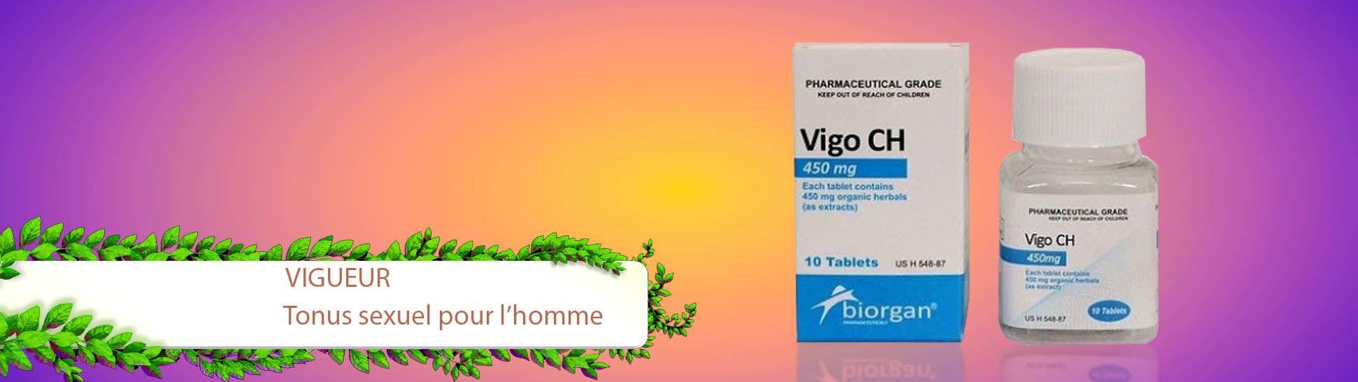 Vigo CH et Spiruline Bio